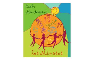 École Montessori Les Mimosas (56) – Aménagement de l'espace de vie extérieur