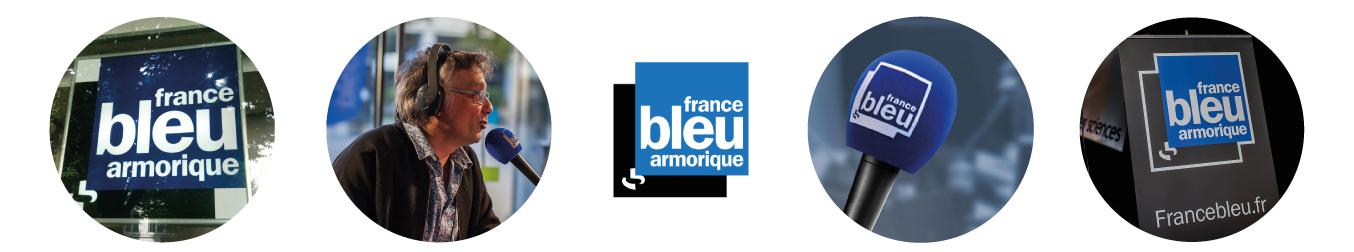 Bandeau France Bleu Armorique
